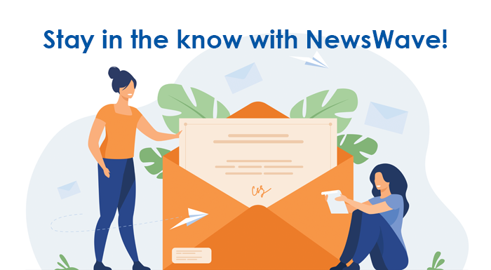 Sign up to receive our newsletter!